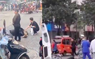 【视频】成都双流越野车连撞多人 1死7伤