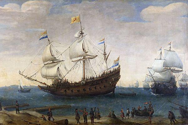 浸水四百年仍完好 荷兰帝国商船现波罗的海