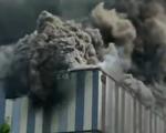 【视频】华为东莞实验室着火 至少三死