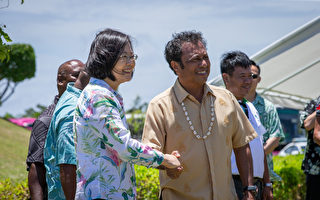 聯大總辯論台灣3友邦聲援 帛琉總統大篇幅挺台