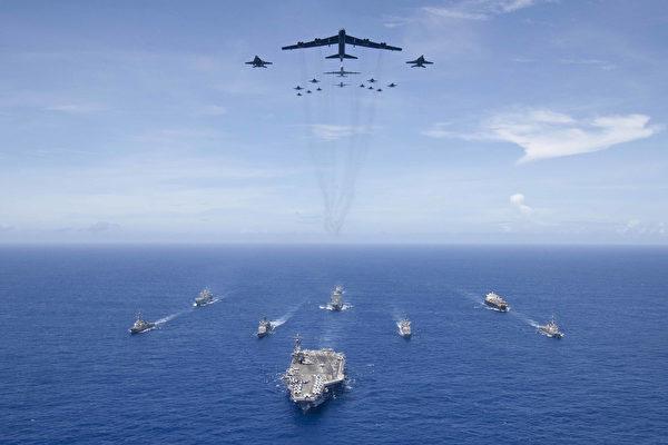 對抗中共威脅 美軍大幅擴編強化海軍實力