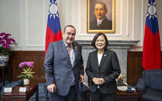 台湾友邦瓜地马拉总统确诊中共肺炎