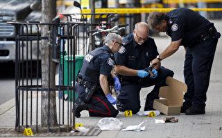疫期多伦多枪击案件增加 警察谈背后原因