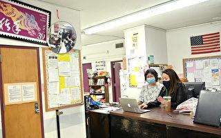 疫情下 纽约学校复课 学生难守规则