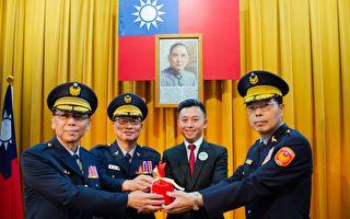 新竹市警局長交接 新局長李安淳接下維安重任