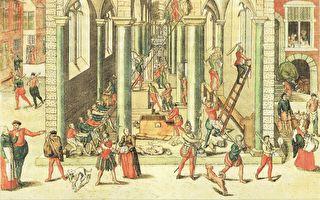 解读文艺复兴之后两百年间的美术(1)