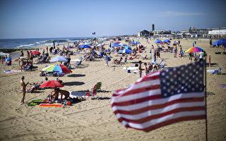 新澤西多個海灘將延長開放時間