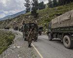 中印冲突更多前线细节 中共士兵鸣枪 持棍棒