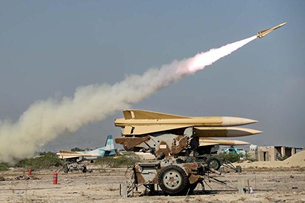 消息:川普將制裁涉伊朗武器交易二十餘人