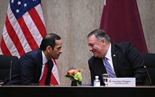 蓬佩奥吁海湾国家摒弃分裂 专注对抗伊朗