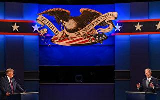 川普拜登誰贏首場辯論 民調:贏家只有一位