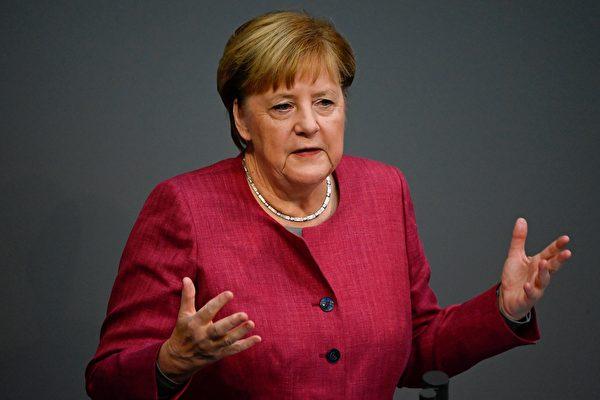 歐盟峰會前夕 默克爾承諾和北京提人權議題