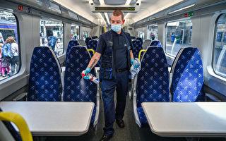 英国铁路公司增加列车班次 迎接更多人复工