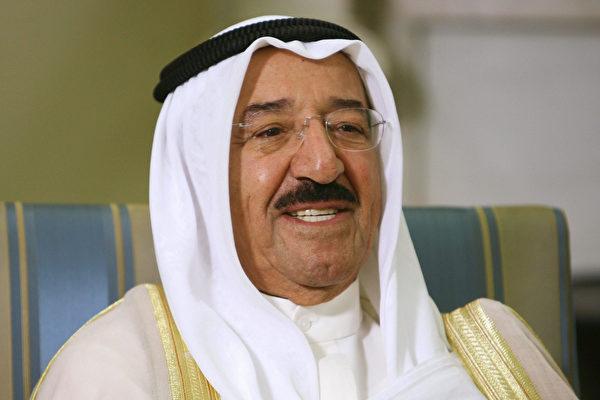 【快訊】科威特國家元首薩巴赫去世