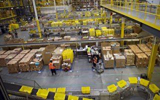 亞馬遜計劃在新澤西州增聘6500名員工