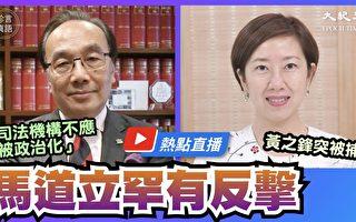【珍言真语】梁家杰:亲共派要摧毁香港法治