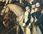 华盛顿将军系列故事:三个年轻人