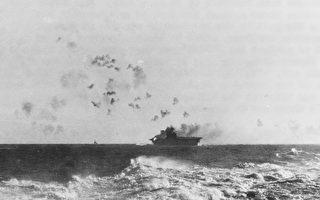 太平洋海戰系列 所羅門群島航母苦戰