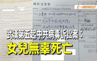 【一线采访视频版】武汉第5起诉讼案:女儿染疫死