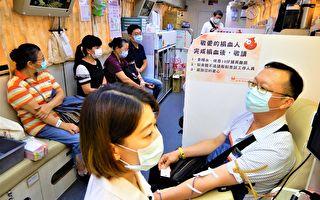 民众挽袖企业送鞋 捐血中心:AO两型最缺