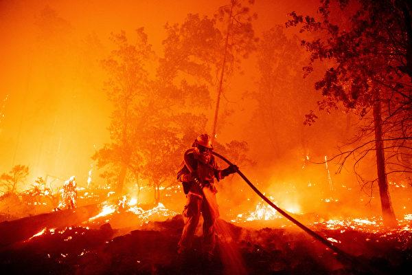 田云:加州野火猖獗 释何警讯?