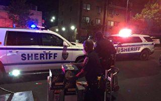 图片新闻:法拉盛酒吧被关