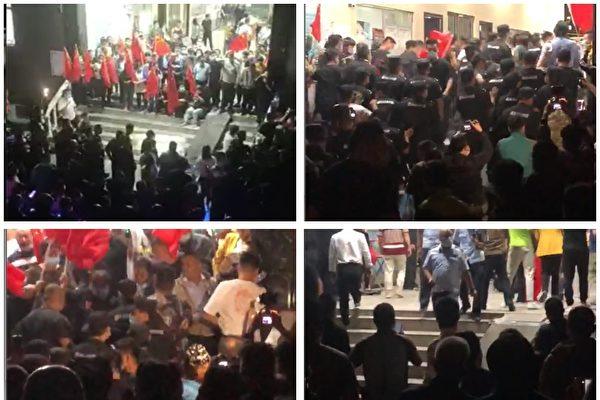北京高碑店乡文化园 业主面临逼迁遭骚扰