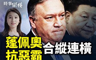 """【时事纵横】蓬佩奥联欧抗""""无法无天恶霸"""""""