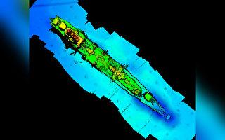 沉睡海底80年 二战德军名舰残骸现挪威海域