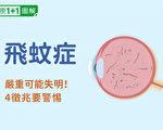 飛蚊症4徵兆要警惕!飛蚊症狀、成因和治療全圖解