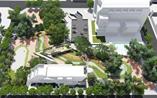 河岸串聯公園 台中「雨水花園」新亮點