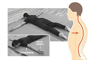駝背會造成肺虛,如何強健胸背部肌肉、改善駝背?(商周、Shutterstock/大紀元合成)