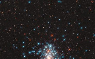 星雲圖片:「太空巨眼」與「珍珠落玉盤」