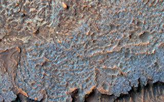火星神奇脊狀地貌令人費解