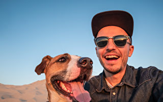 組圖:巴西郵差與沿途的動物朋友玩自拍