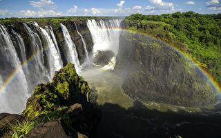 雨過天晴 最容易看到的世界9大彩虹景觀