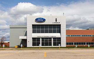 福特汽車2024年將在加國安省生產電動車
