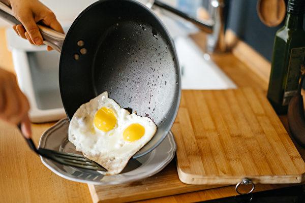 不沾鍋是很方便的鍋具,但如果使用方法錯誤,可能將有毒物質吃下肚。(Shutterstock)