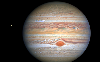 NASA:木星現醒目新風暴 小紅斑正在變紅