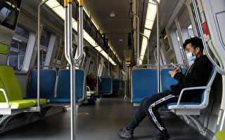 BART客運量有所恢復 下週一起高峰時段增開班次