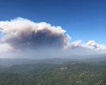 火灾史无前例 美国森林管理局关闭加州所有的国家森林