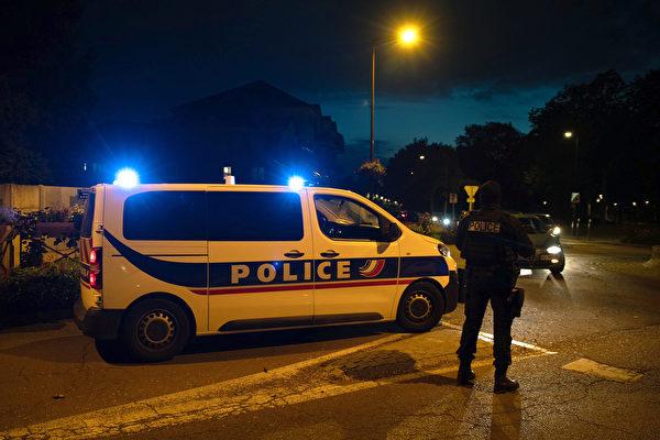 恐襲嫌犯殺害教師 被法國警察擊斃