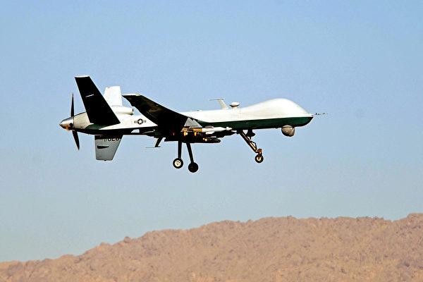 白宫拟向台湾军售MQ-9无人机和导弹防御系统