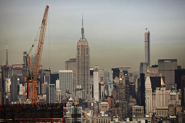 因疫情纽约前9个月地产税收损失7.55亿
