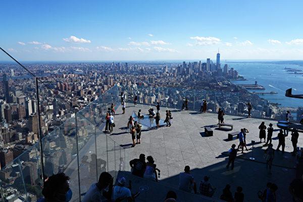 疫情极左政治重创旅游业 纽约客叹艰难