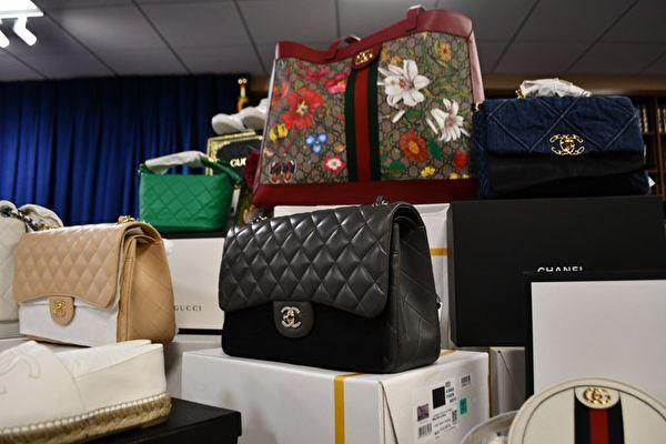 JFK國際機場內鬼作案 600萬元名牌貨被盜