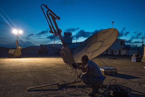 美印签署军事协议 共享敏感卫星数据