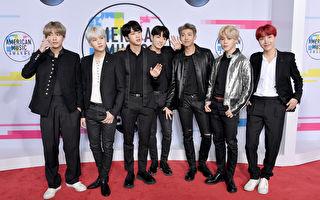 BTS连三年入围AMAs奖 六年旧作入告示牌200榜