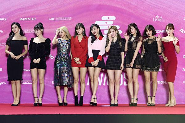 TWICE盼为粉丝带来力量 正规二辑32区iTunes夺冠