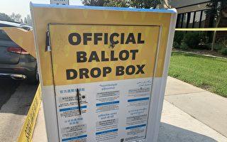 投票箱被毀或波及200多份選票 洛縣每日清箱